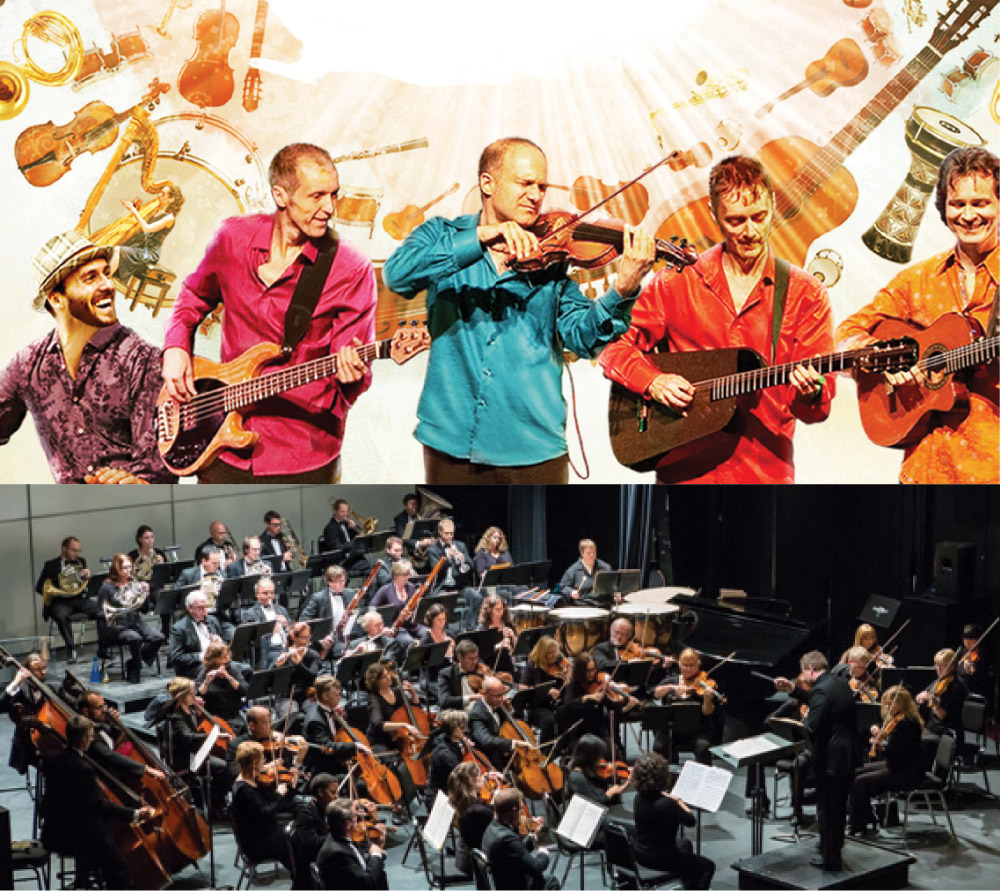 sultans and symphony